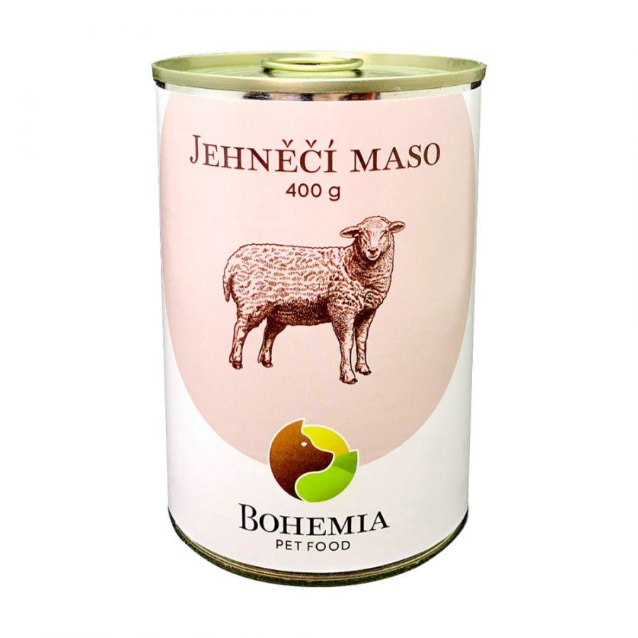 BOHEMIA Jehněčí maso ve vlastní šťávě 400 g