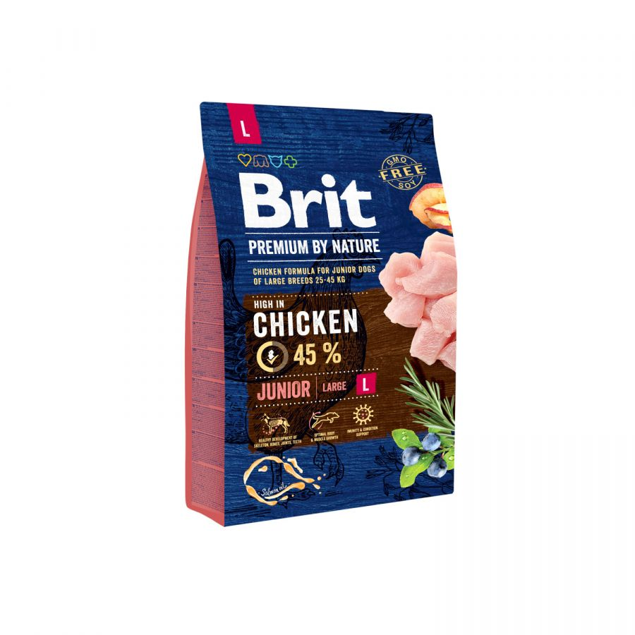Brit Premium by Nature Junior L 3 kg