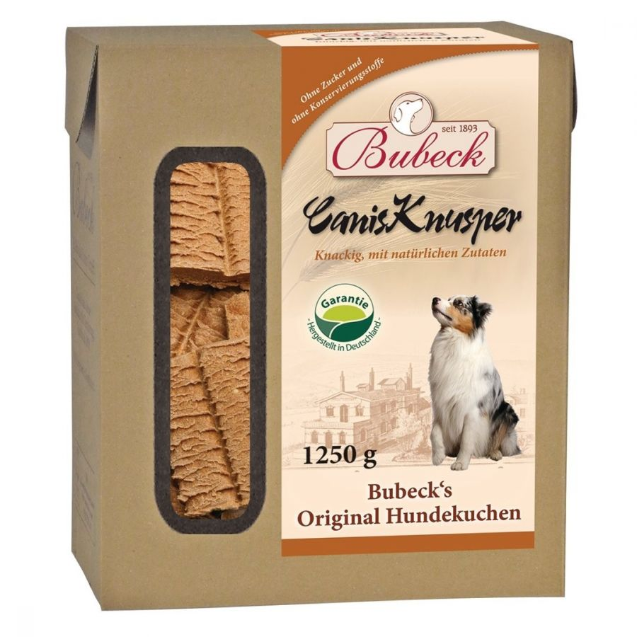 BUBECK Canis Knusper 1,25kg