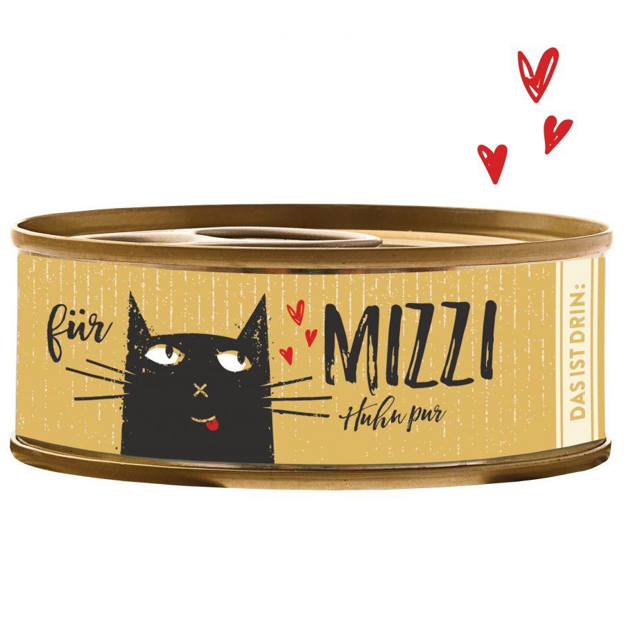 BUBECK Mizzi Huhn pur 100 g