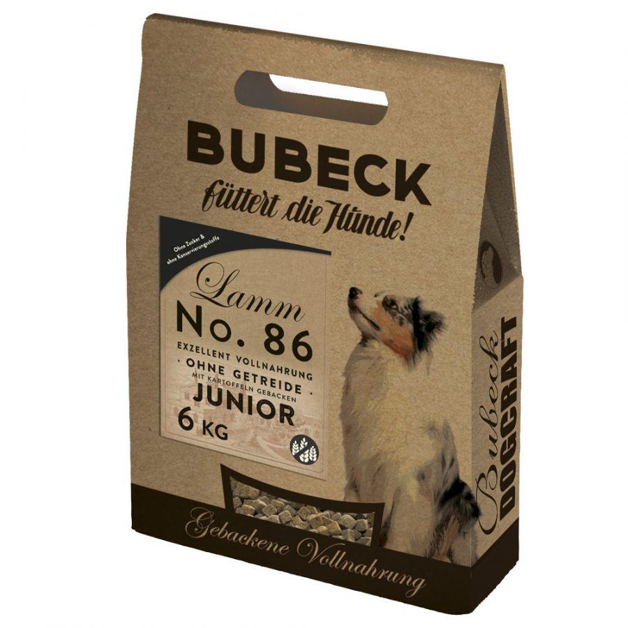 BUBECK No.86 Lammfleisch Junior 12,5 kg