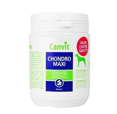 Canvit Chondro Maxi pro psy ochucené 500g