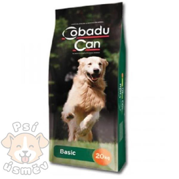 Cobadu Can basic ECO-Premium 0,5kg
