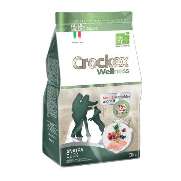 Crockex Adult Duck & Rice 3 kg
