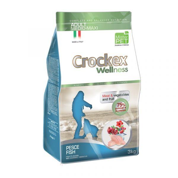 Crockex Adult Fish & Rice 3 kg