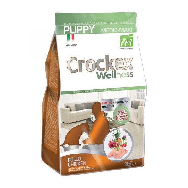 Crockex Puppy Chicken & Rice 12 kg