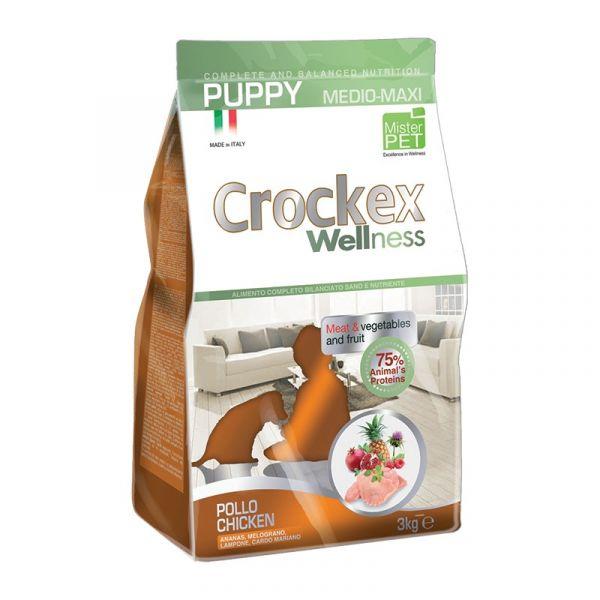 Crockex Puppy Chicken & Rice 3 kg