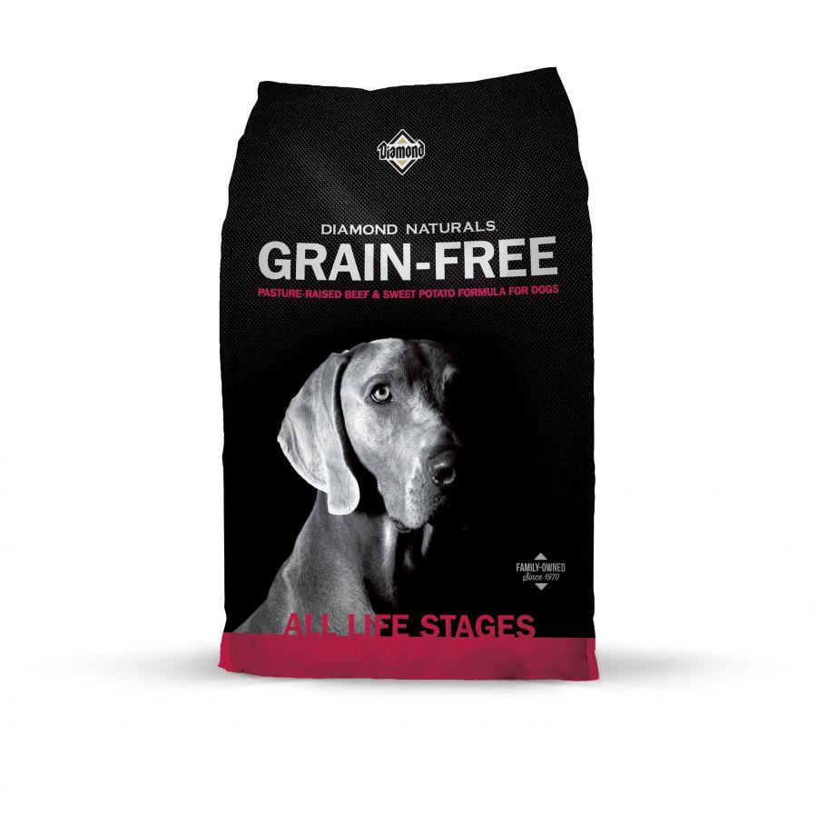 DIA GRAIN FREE Beef & Sweet Potato 2,26 kg