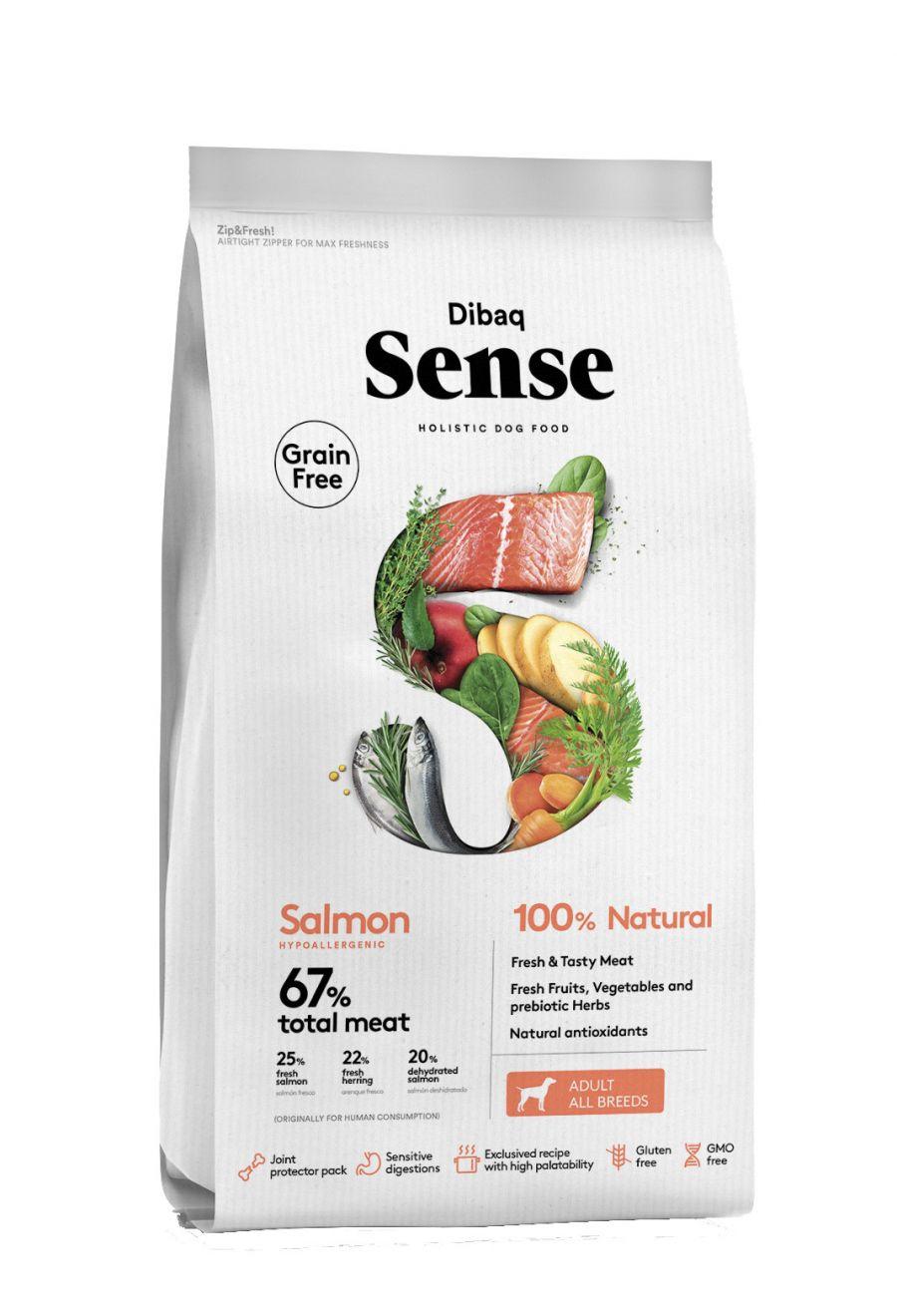 DIBAQ SENSE Salmon 12 kg