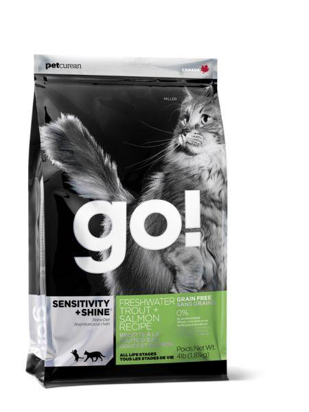 GO! Sensitivity+Shine Freshwater Trout+Salmon CAT 1,71 kg