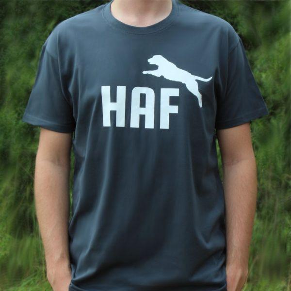 HAF  - pánské tričko se psy