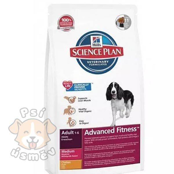 Hills Canine Dry Adult Chicken 12kg