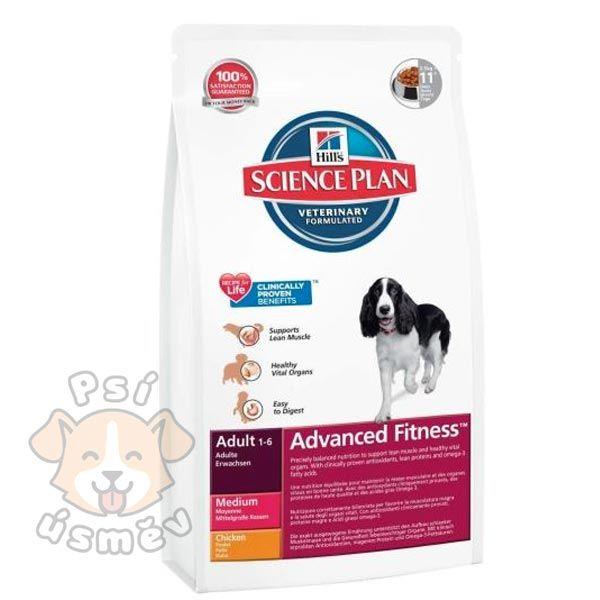 Hills Canine Dry Adult Chicken BREEDER 14,5kg