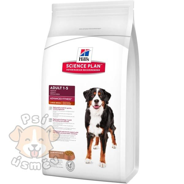Hills Canine Dry Adult Large Lamb&Rice 12kg