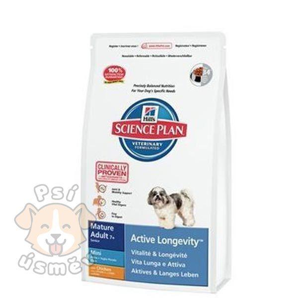 Hills Canine Dry Mature Adult Mini 7,5kg
