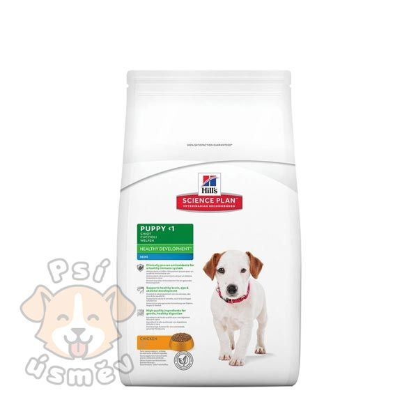 Hills Canine Dry Puppy Growth Mini Chicken 7,5kg