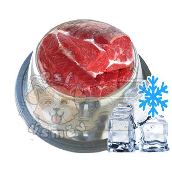 Hovězí maso bez kosti (svalovina) 6x 1kg