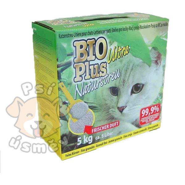 Kočkolit Bio Plus Antibakteriální kočkolit 5kg