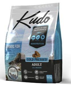 KUDO Adriatic Fish Adult 7,5 kg