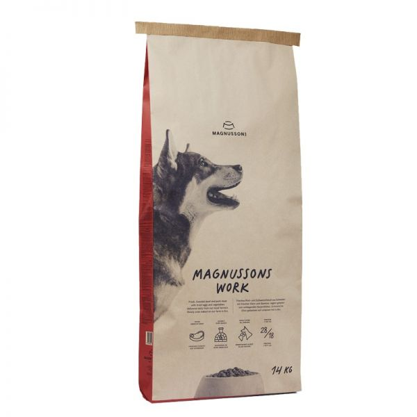 MG Meat&Biscuit WORK 14kg
