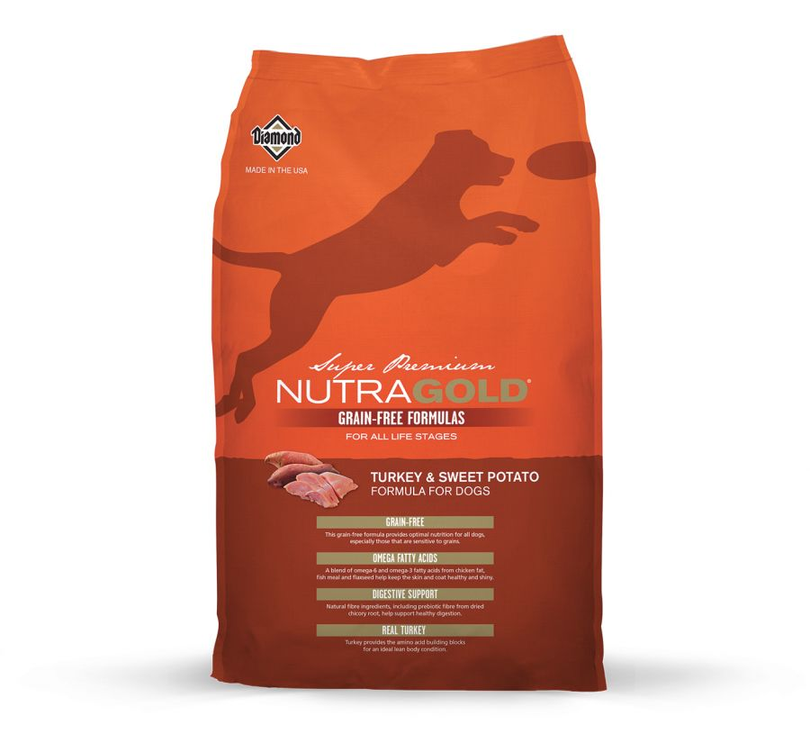 NG Turkey&Sweet Potato GRAIN FREE 13,6kg