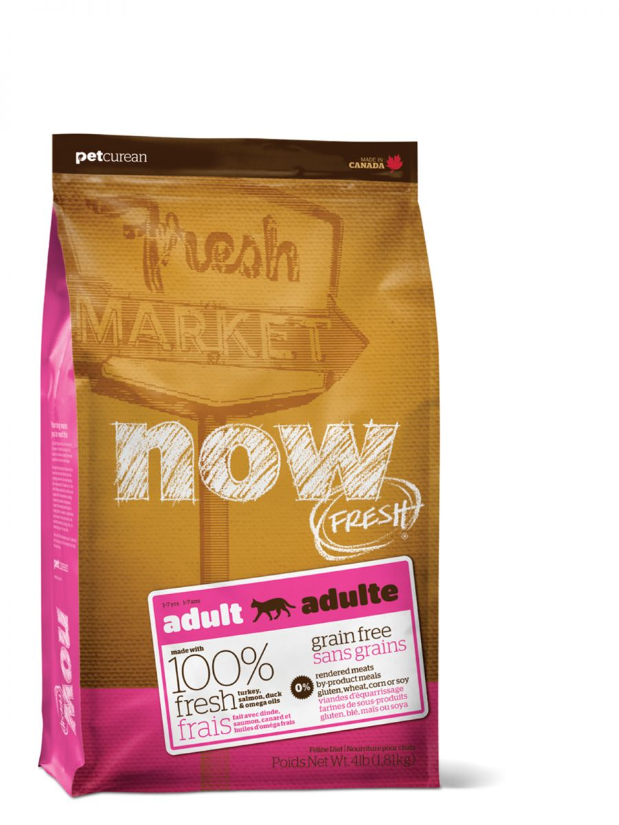 NOW FRESH Grain Free Adult CAT 1,81 kg