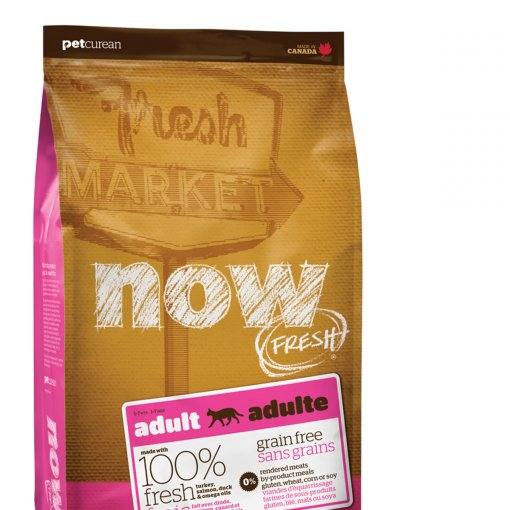 NOW FRESH Grain Free Adult CF 3,62 kg