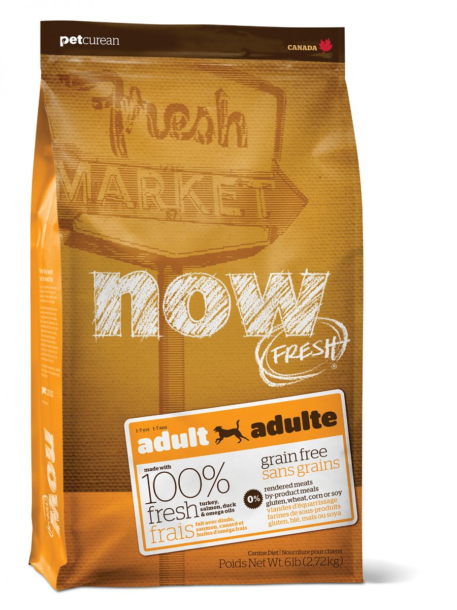 NOW FRESH Grain Free Adult DF 11,33 kg