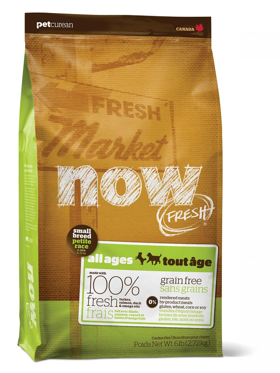 NOW FRESH Grain Free Small Breed DF 5,44 kg