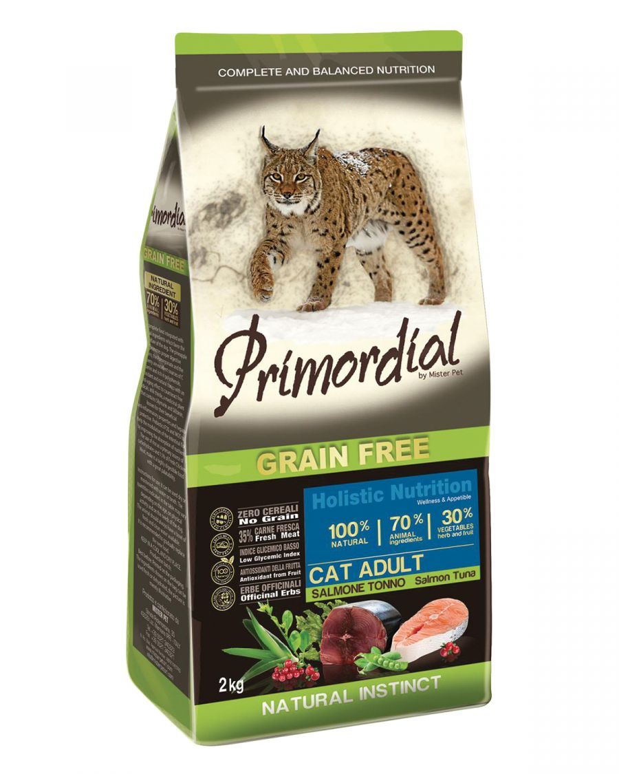PGF Cat Adult Salmon & Tuna 2 kg
