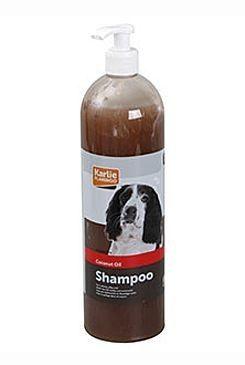 Šampon kokosový olej 1000ml KAR new