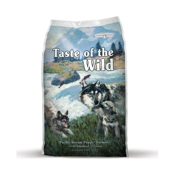 Taste of the Wild Pacific Stream Puppy 13kg