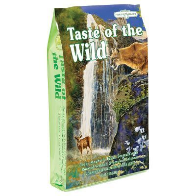 Taste of the Wild Rocky Mtn Feline 7kg