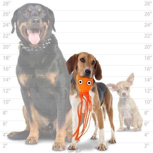 Tuffy odolné hračky pro psy - chobotnice