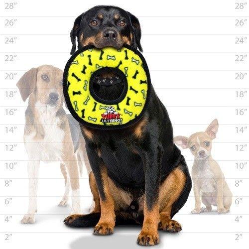 Tuffy odolné hračky pro psy - Kruh
