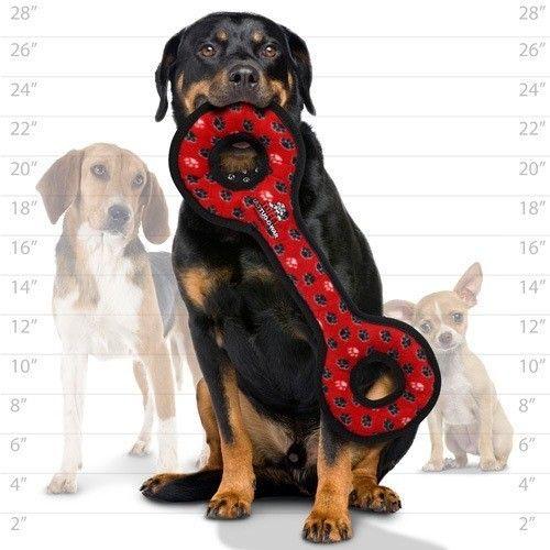 Tuffy odolné hračky pro psy - Tug-O-War