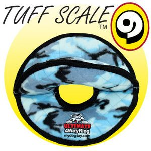 TUFFY Ultimates 4 Way Ring Camo Blue