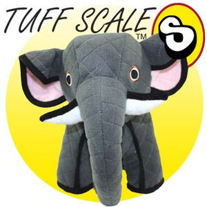 Tuffy Zoo Elephant